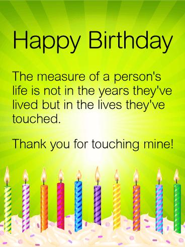 Glory Happy Birthday Wishes Card Birthday Amp Greeting