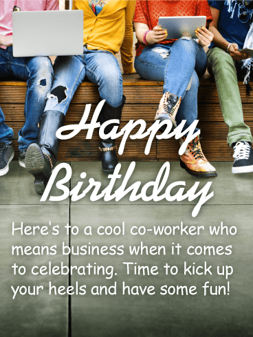 cool worker happy birthday wishes card birthday greeting cards davia