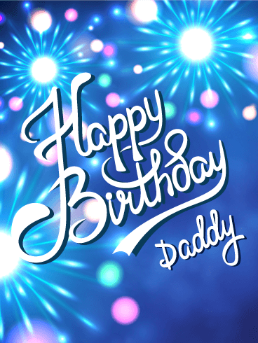 let's celebrate happy birthday card for dad  birthday  greeting, Birthday card