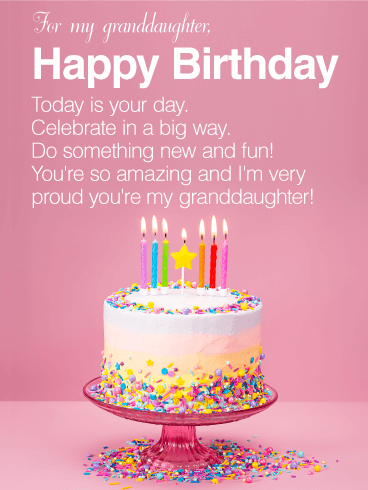 You Re Amazing Happy Birthday Wishes Card For