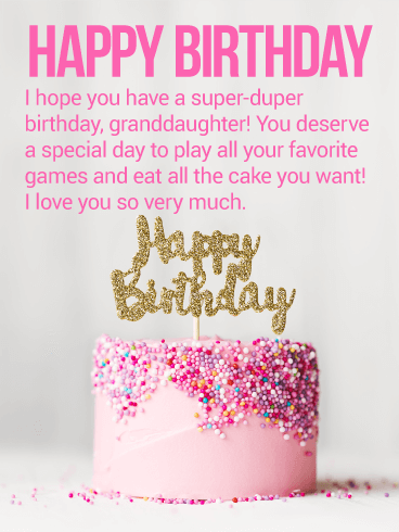 You Deserve A Special Day Happy Birthday Wishes Card For