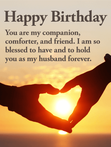 You Are My Everything Happy Birthday Wishes Card For Happy Birthday Wishes For Husband