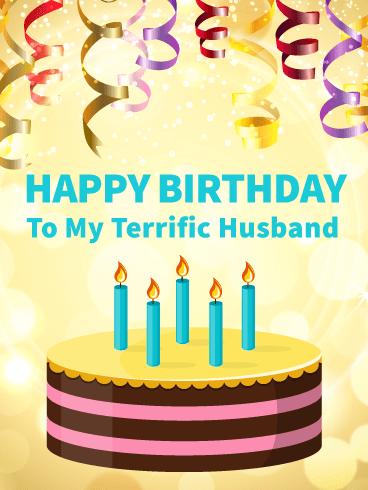 Fun Birthday Party Card For Husband Birthday Amp Greeting