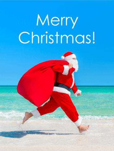 Christmas Vacation Holiday Cards