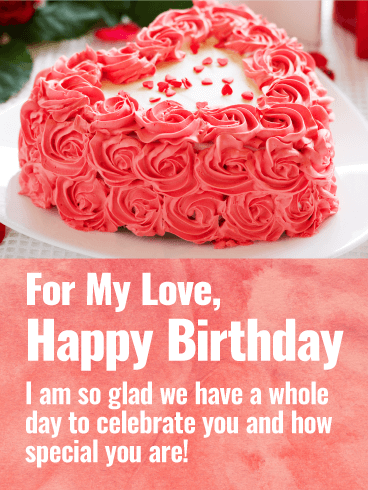 Sweet Treats For Your Sweet Heart Happy Birthday Card